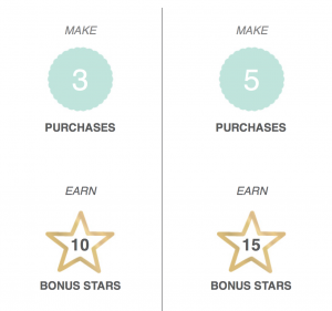 Starbucks Star Dash Example