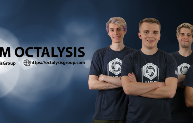 Octalysis Esports Players