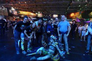 Octalysis Group at Gamescom