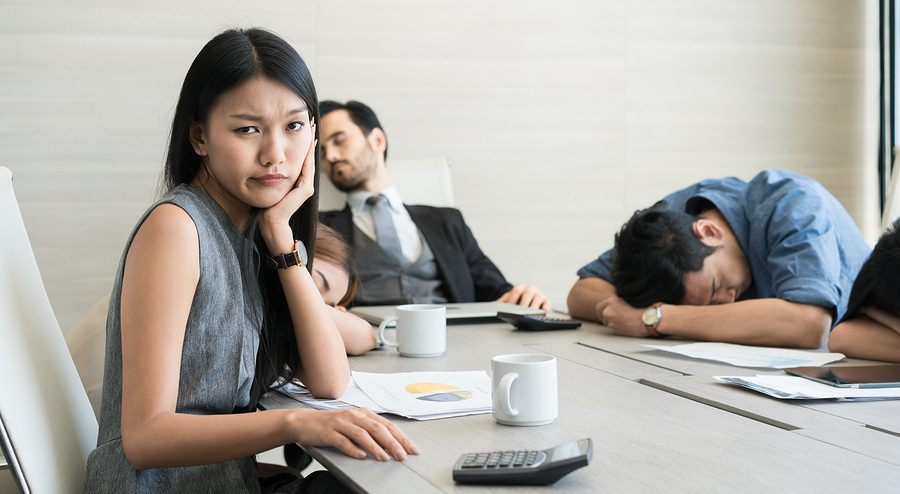 Most businesses are struggling to create happy and motivated people in the workplace