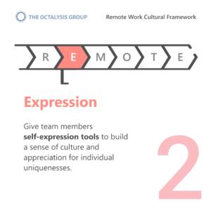 REMOTE Work Expression