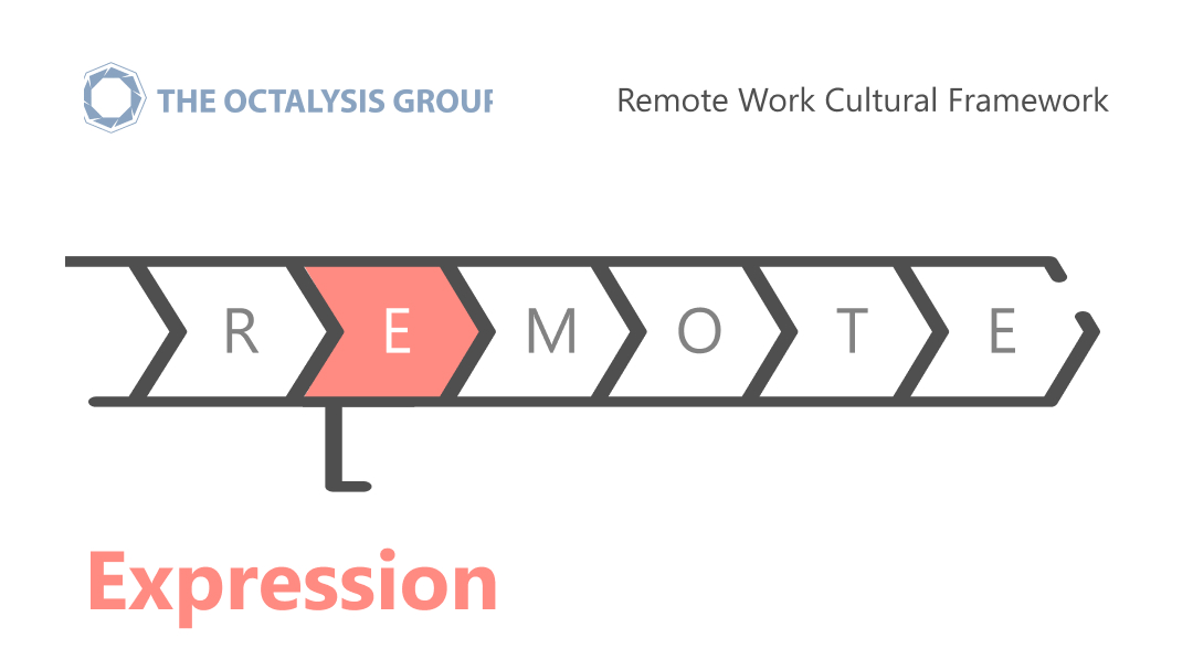 EXPRESSION REMOTE WORK