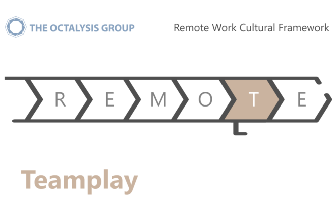 REMOTE WORK Teamplay